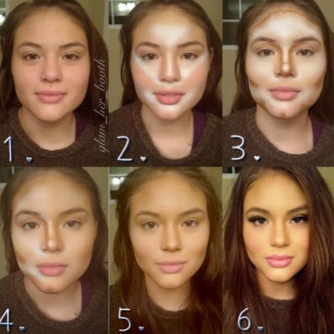 make-up 7