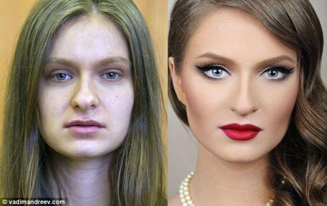 make-up 8