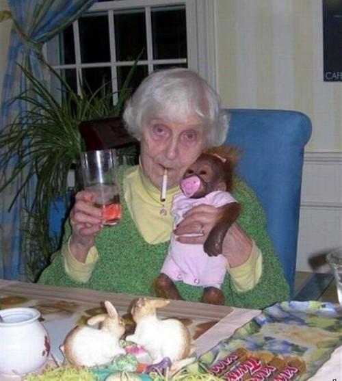 17 veider vanaema