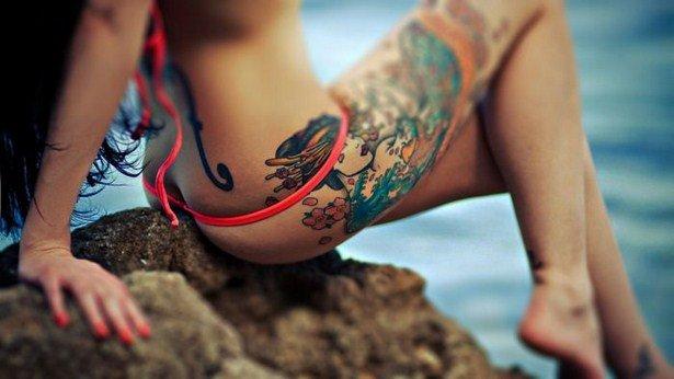 tatoveeritud tudrukud 1
